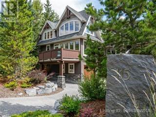 Single Family for sale in 115 RUNDLE DRIVE, Canmore, Alberta, T1W2L8