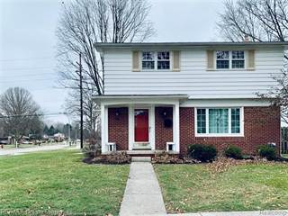 Single Family for sale in 17415 SUNSET Street, Livonia, MI, 48152