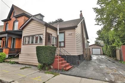 Single Family for sale in 147 VICTORIA Avenue N, Hamilton, Ontario, L8L5E7