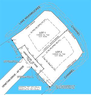 Lots And Land for sale in 23 Venetian Drive 1, Culver, IN, 46511