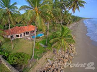 Residential Property for sale in Las Canas Beach Front Villa, Las Canas, Espaillat