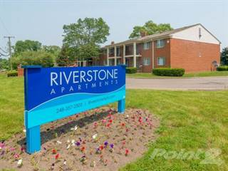 Apartment for rent in Riverstone, Southfield, MI, 48033