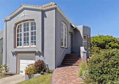 Residential Property for sale in 295 Hazelwood Avenue, San Francisco, CA, 94127
