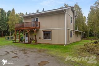 Single Family for sale in 5533 Beverly Lake Road , Wasilla, AK, 99654