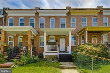 Residential Property for sale in 3935 BOARMAN AVENUE, Baltimore City, MD, 21215