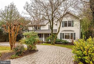 Single Family for sale in 8009 CUSTER RD, Bethesda, MD, 20814