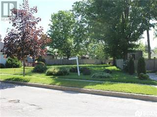 Land for sale in 4 CENTRE Street, Barrie, Ontario