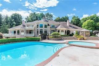 Single Family for sale in 21080 CAMBRIDGE Drive, Novi, MI, 48375