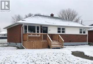 Single Family for sale in 45 ATHLONE STREET, Sarnia, Ontario