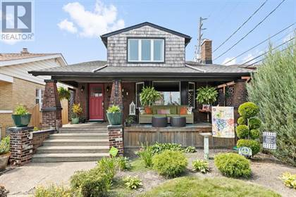 Single Family for sale in 1029 PARENT AVENUE, Windsor, Ontario, N9A2E4