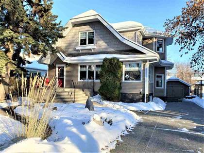 Single Family for sale in 11337 123 ST NW, Edmonton, Alberta, T5M0G1