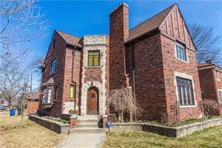 Single Family for sale in 20161 CANTERBURY Road, Detroit, MI, 48221