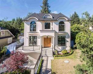 Single Family for sale in 3333 W 34TH AVENUE, Vancouver, British Columbia, V6N2K5