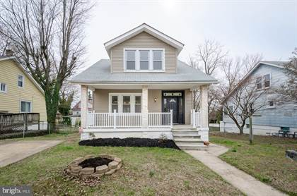 Residential for sale in 4503 LUERSSEN AVENUE, Baltimore City, MD, 21206