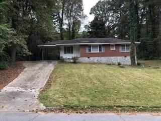 Single Family for sale in 3660 Hill Acres Road SW, Atlanta, GA, 30331
