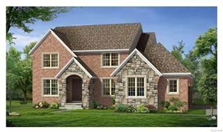 Single Family for sale in 51252 CHAMBERLIN Court, Novi, MI, 48167