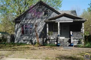 Single Family for sale in 1410 SW MacVicar AVE, Topeka, KS, 66604