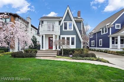 Residential for sale in 519 WALLACE Street, Birmingham, MI, 48009