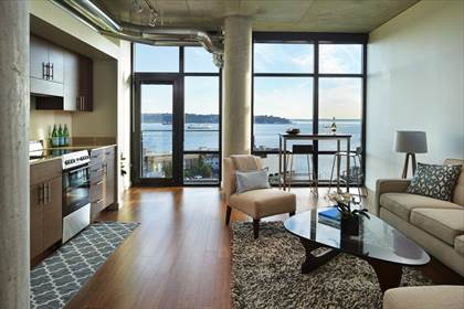 Apartment for rent in 75 Vine St, Seattle, WA, 98121