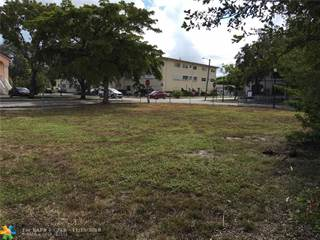Land for sale in 2001 Monroe St, Hollywood, FL, 33020