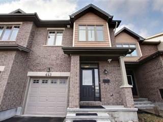 Residential Property for sale in 643 Sunburst St, Ottawa, Ontario