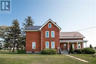 Single Family for sale in 26131 ARGYLE LINE, West Elgin, Ontario