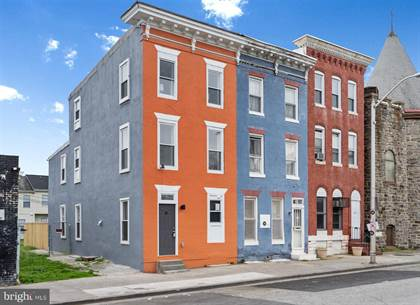 Residential Property for sale in 611 BAKER STREET, Baltimore City, MD, 21217