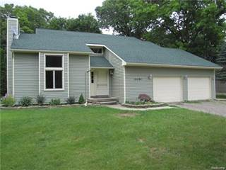 Single Family for rent in 10360 HICKORY, Whitmore Lake, MI, 48189