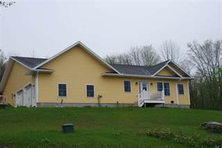 Single Family for sale in 4759 Main Street, Franklin, VT, 05457