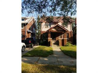 Single Family for sale in 49 LOUISE Street, Highland Park, MI, 48203