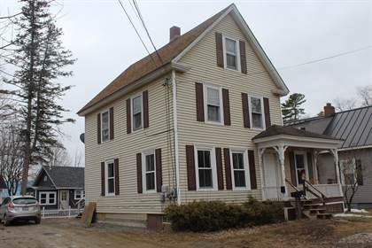 Residential Property for sale in 49 Pleasant Street, Houlton, ME, 04730