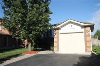 Residential Property for sale in 17 Jollow Dr, Clarington, Ontario