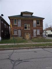Multi-family Home for sale in 2484 WOODMERE Street, Detroit, MI, 48209