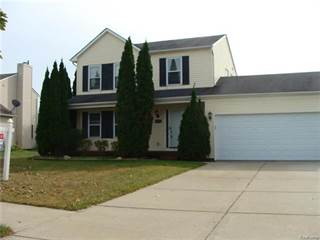Single Family for rent in 4579 STREAMSIDE Trail, Waterford, MI, 48329