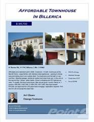 Condo for sale in 41 Boston Rd # 174, Billerica, MA, 01862
