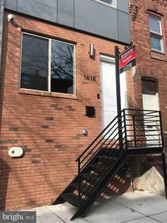 Residential Property for sale in 1618 S RINGGOLD STREET, Philadelphia, PA, 19145