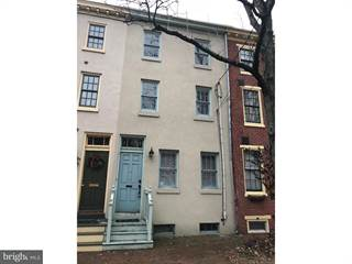 Townhouse for sale in 249 CLAY STREET, Trenton, NJ, 08611
