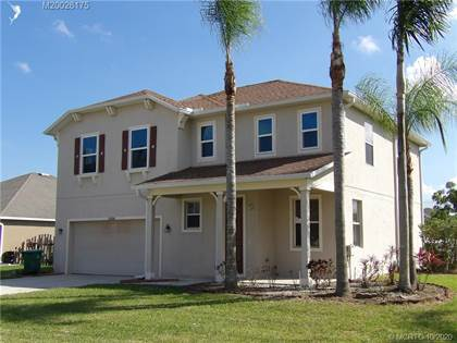 Residential for sale in 5920 NW Brianna Ct, Port St. Lucie, FL, 34986
