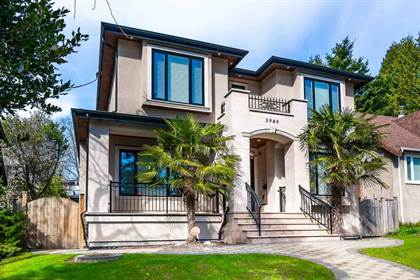 Single Family for sale in 3949 W 33RD AVENUE, Vancouver, British Columbia, V6N2H7