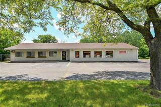 Comm/Ind for sale in 1660 S Ortonville Road, Brandon Township, MI, 48462