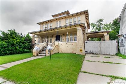 Residential Property for sale in 19137 CHAREST Street, Detroit, MI, 48234