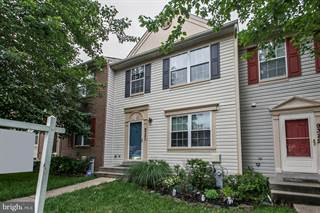 Townhouse for sale in 9327 RIDINGS WAY, Laurel, MD, 20723