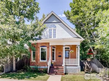Residential Property for sale in 805 Dewey Ave, Boulder, CO, 80304