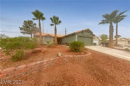 Residential Property for sale in 5235 Portland Court, North Las Vegas, NV, 89031
