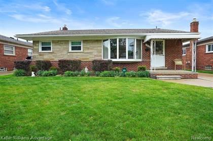 Residential Property for sale in 14630 N YOST Avenue, Allen Park, MI, 48101