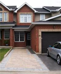 Residential Property for sale in 34 Cargrove Pvt, Ottawa, Ontario