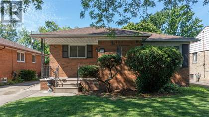 Single Family for sale in 501 Campbell AVENUE, Windsor, Ontario, N9B2H5