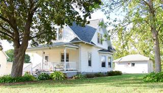 Single Family for sale in 214-218 W Des Moines Street, Brooklyn, IA, 52211