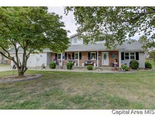 Single Family for sale in 23 COVERED BRIDGE ACRS, Greater Chatham, IL, 62536