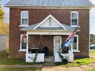 Single Family for sale in 412 Walnut Street, Bourbon, MO, 65441